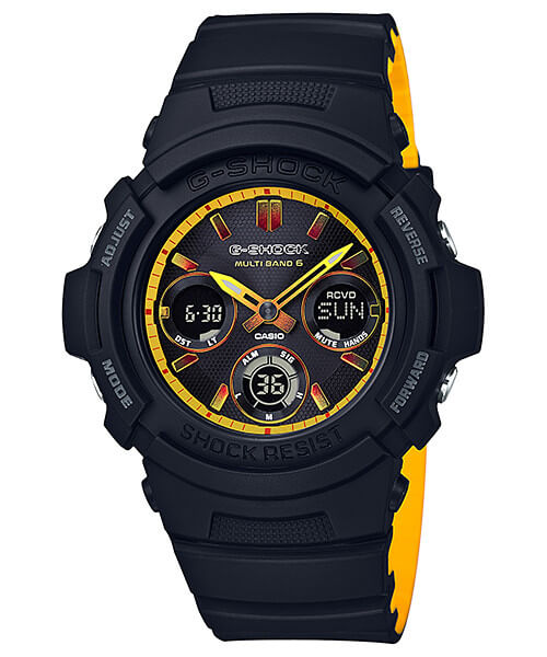 G-Shock AWG-M100SBY-1