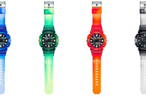 G-Shock GAX-100MSA and GAX-MSB Bands