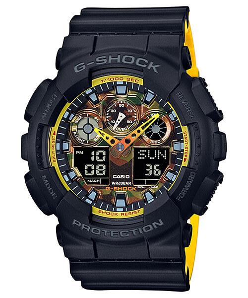 G-Shock GA-100BY-1A