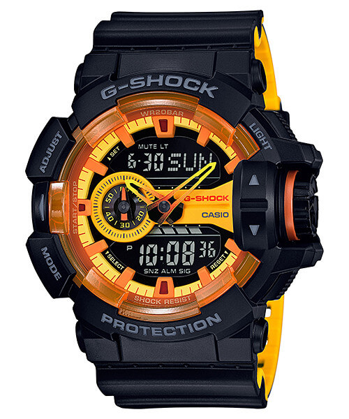 G-Shock GA-400BY-1A