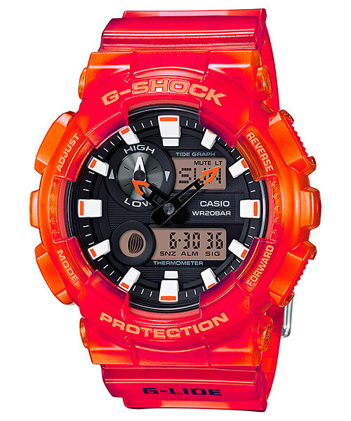 G-Shock G-LIDE GAX-100MSA-4A