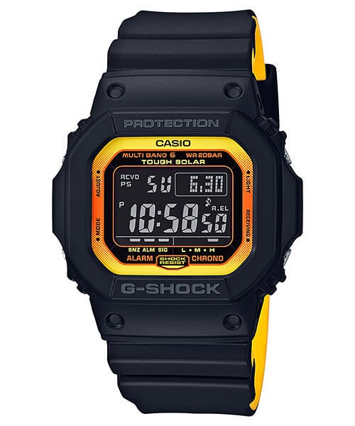 G-Shock GW-M5610BY-1