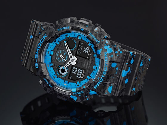 STASH x G-Shock GA100ST-2A