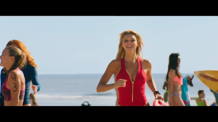 Kelly Rohrbach wears Casio G-Shock in Baywatch movie