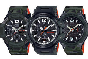 G-Shock Master in Olive Drab Gravitymaster Collection