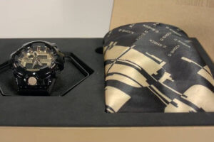 No Comply G-Shock GA-710GB Limited Edition