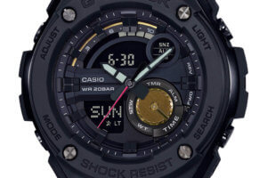G-Shock G-STEEL GST200RBG-1A Robert Geller Edition
