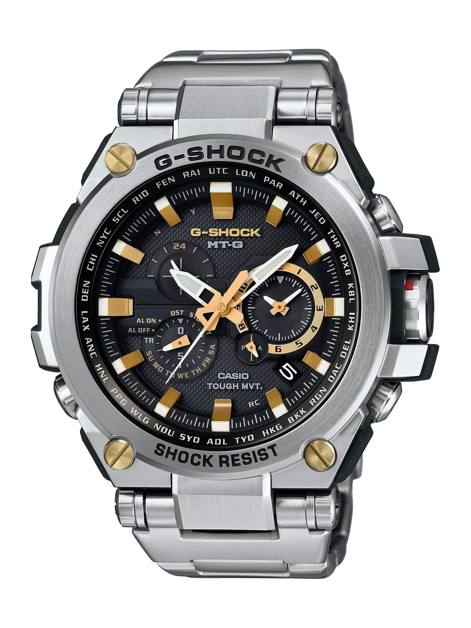 Мужские часы Касио Casio - обзор популярных моделей
