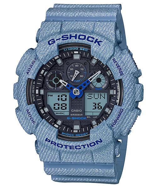 G-Shock GA-100DE-2A