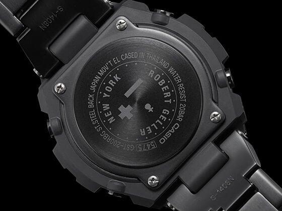Casio G-Shock G-STEEL GST-200RBG-1A Case Trở lại