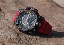 G-Shock GWG-1000GB-4A Mudmaster