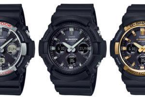 Casio G-Shock GAS-100-1A GAS-100B-1A GAS-100G-1A