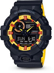 G-Shock GA-700BY-1A