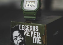 Harold Hunter Foundation x G-Shock DW-5600 Limited Edition Watch