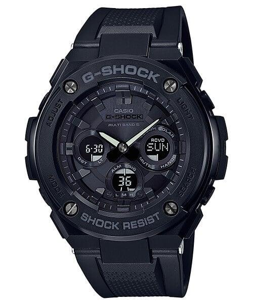 G-Shock G-STEEL GST-W300G-1A1 Black Mid-Size
