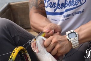 Bangkok Hooker Fishing Casio G-Shock
