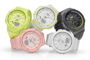 Casio Baby-G Step Tracker BGS-100