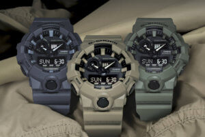 Casio G-Shock GA700UC Utility Color Collection
