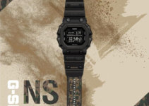 G-Shock NS50 GX-56BB 50 Years of National Service (Singapore)