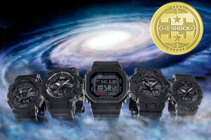 G-Shock GW-5035A-1JR BIG BANG BLACK 35th Anniversary Edition