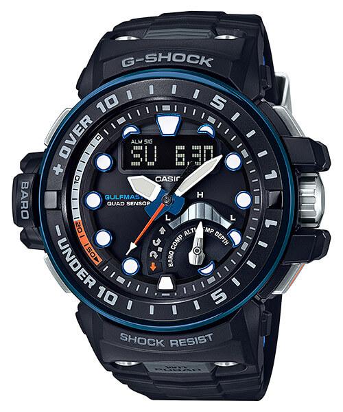 G-Shock Gulfmaster GWN-Q1000A-1A