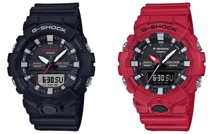 G-Shock GA-800 GA-800-1A GA-800-4A