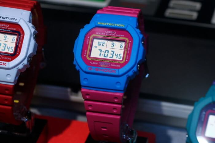 DW-5600TB-4B Pink and Blue