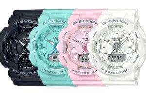 G-Shock GMA-S130 Step Tracker S Series