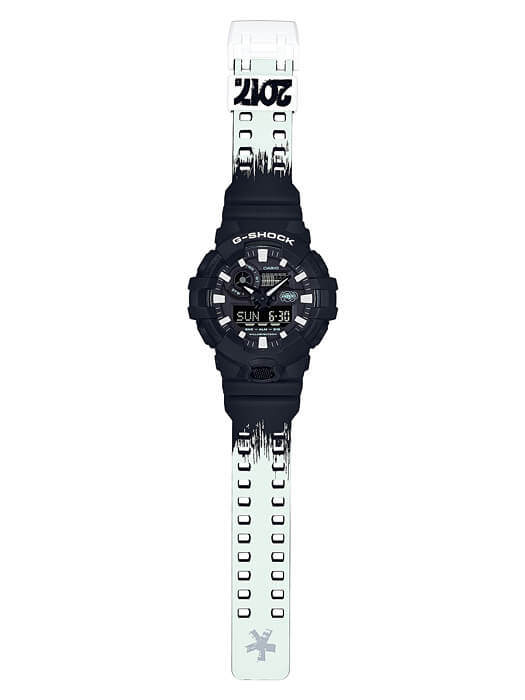 G-Shock GA-700EH-1A Eric Haze 35th Anniversary Collaboration Watch Bands
