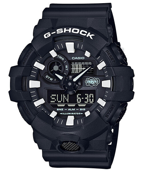 G-Shock GA-700EH-1A Eric Haze 35th Anniversary Collaboration Watch