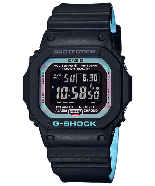 G-Shock GW-M5610PC-1 Neon Blue