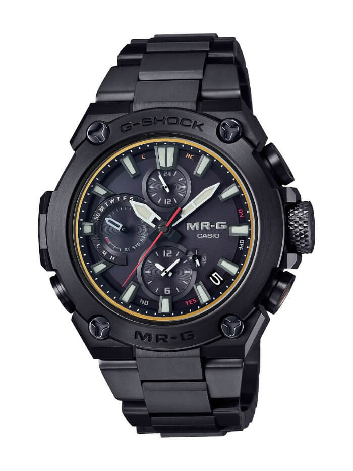 G-Shock MRG-B1000B-1A with Bluetooth 2 Way Time Sync