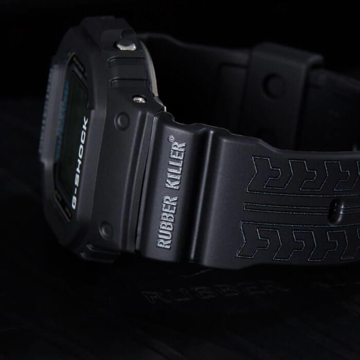 Rubber Killer x G-Shock DW-5600 Watch Band