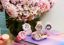 Casio Baby-G Pink Bouquet Collection