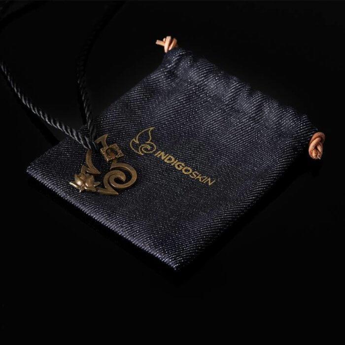 Indigoskin x G-Shock Bag