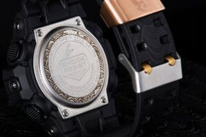 Indigoskin x G-Shock GA-710 Collaboration Watch