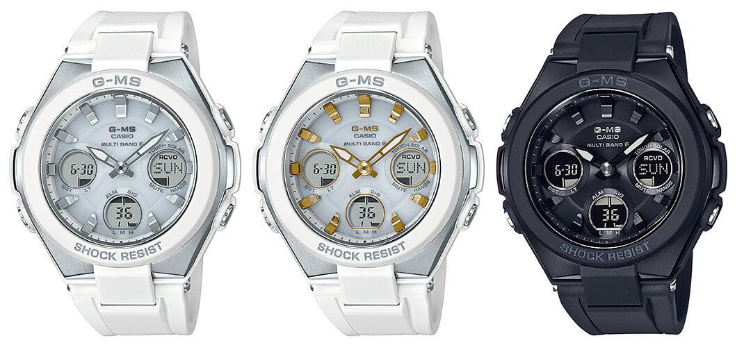 f0330c419329 New Baby-G MSG-W100 Series   G-Shock GST-W300-7A – G-Central G-Shock ...