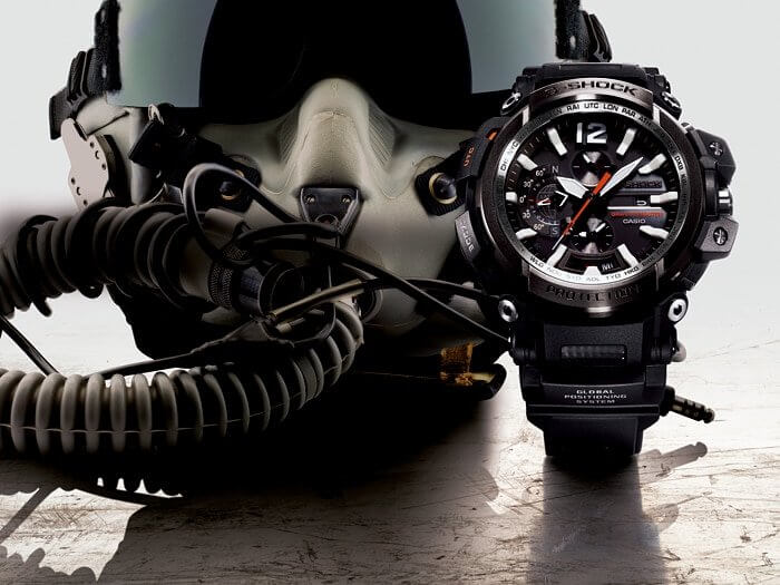 GPW-2000-1A Tough G-Shock Watch with Triple G Resist