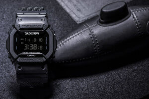 Subcrew x G-Shock DW-5600SUBCREW-1