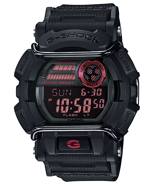 Toughest G-Shock GD-400-1