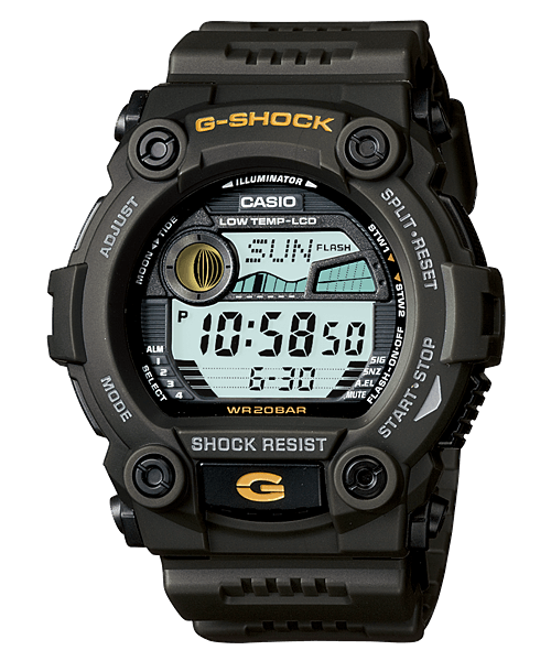 Toughest G-Shock G-7900