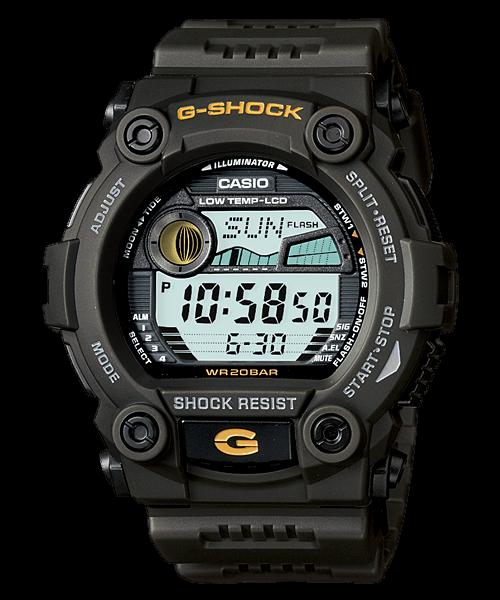 G-Shock mạnh nhất G-7900