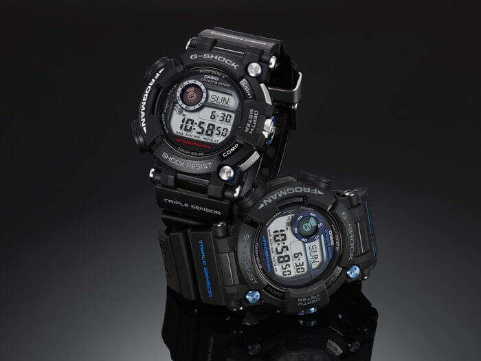Toughest G-Shock GWF-D1000 Frogman