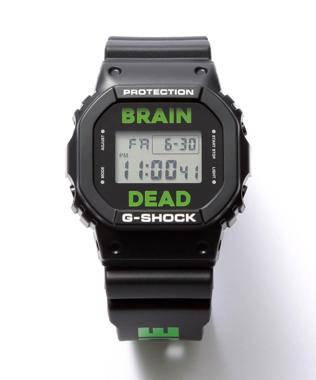 Brain Dead X G Shock Dw 5600 Collaboration Watch G Central G Shock