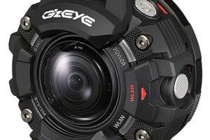 Casio G'z EYE GZE-1 Tough Camera
