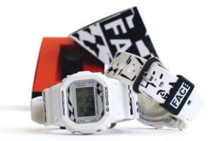 Facetasm x G-Shock DW-5600 Collaboration Watch
