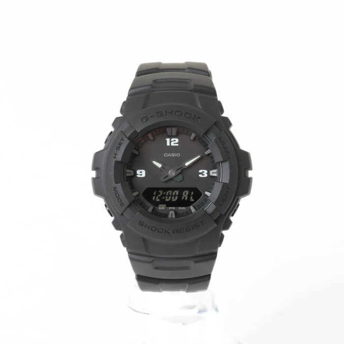 Urban Research x G-Shock G-100-1BMJF 2017 Collaboration Watch 20th Anniversary