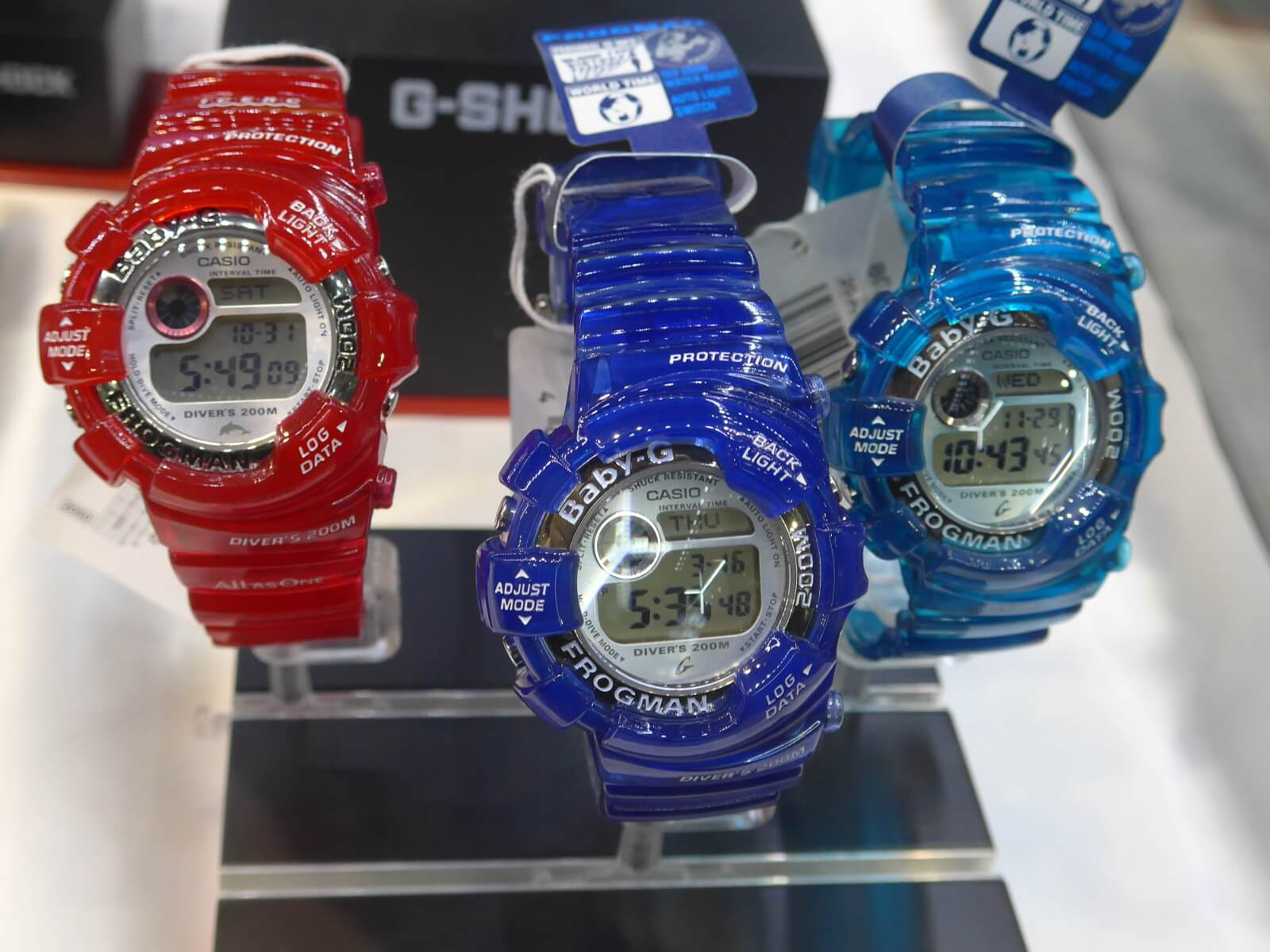 Where To Buy Casio G Shock Watches In Hong Kong G Central