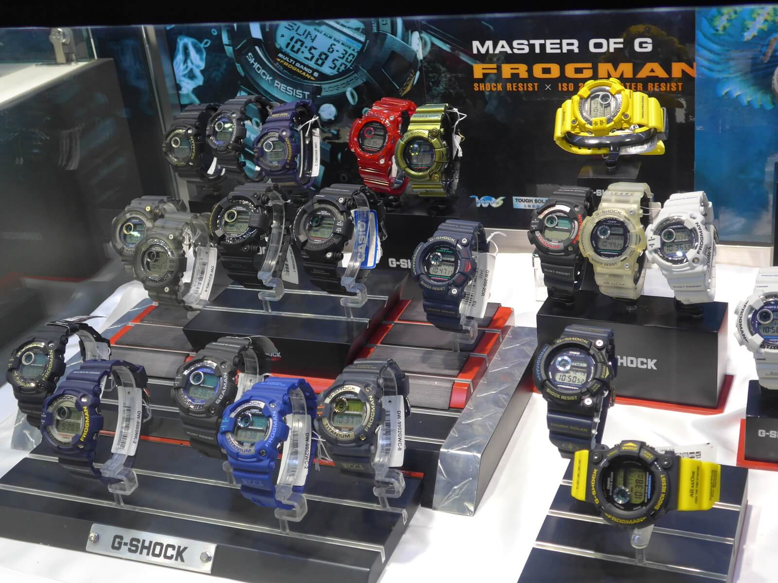 Where to buy Casio G-Shock watches in Hong Kong – G-Central