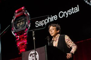 Photos and Video: G-Shock 35th Anniversary in New York City